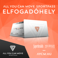 All you can move SportPass elfogadóhely