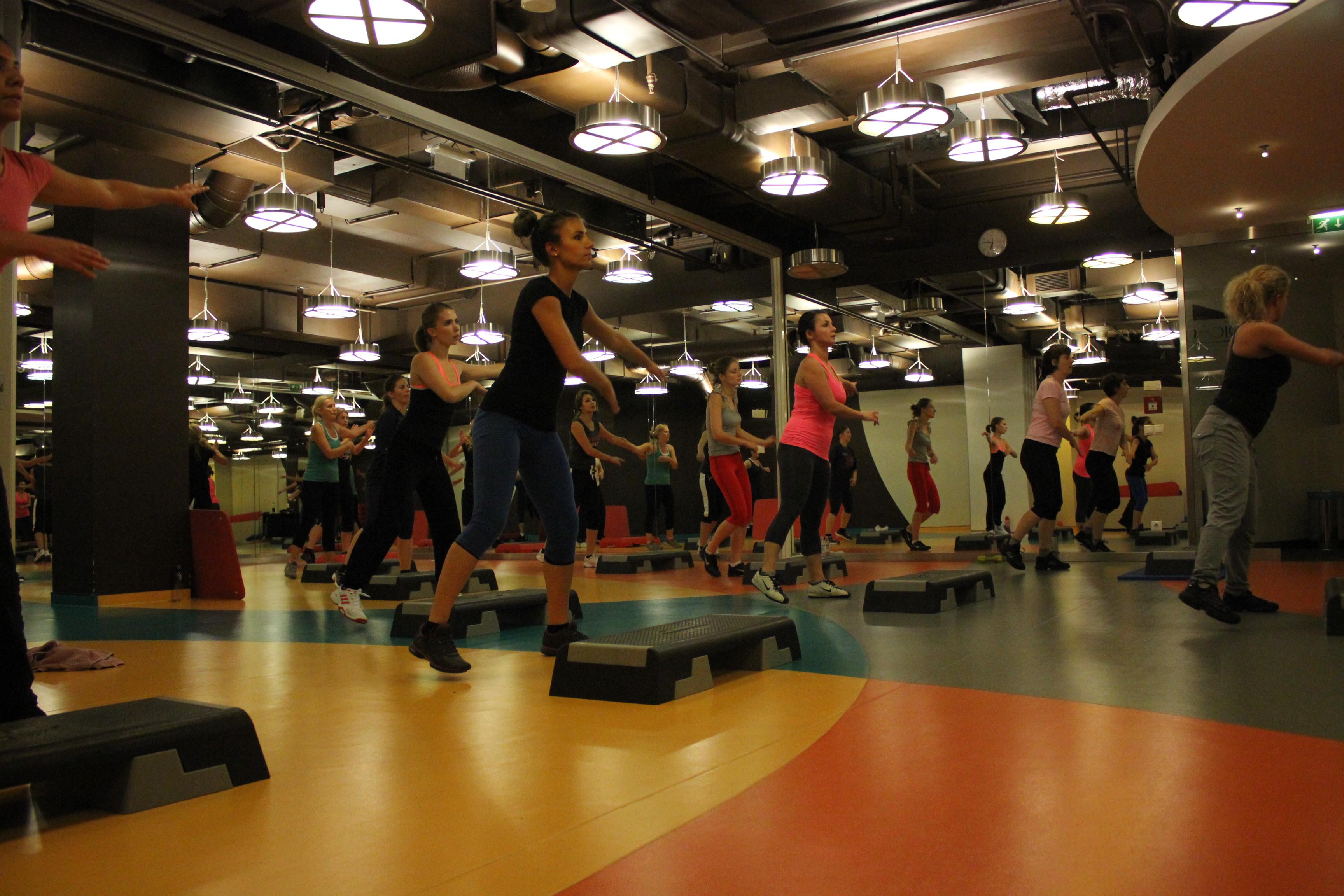 Bank Center Fitness - képgaléria - BCF