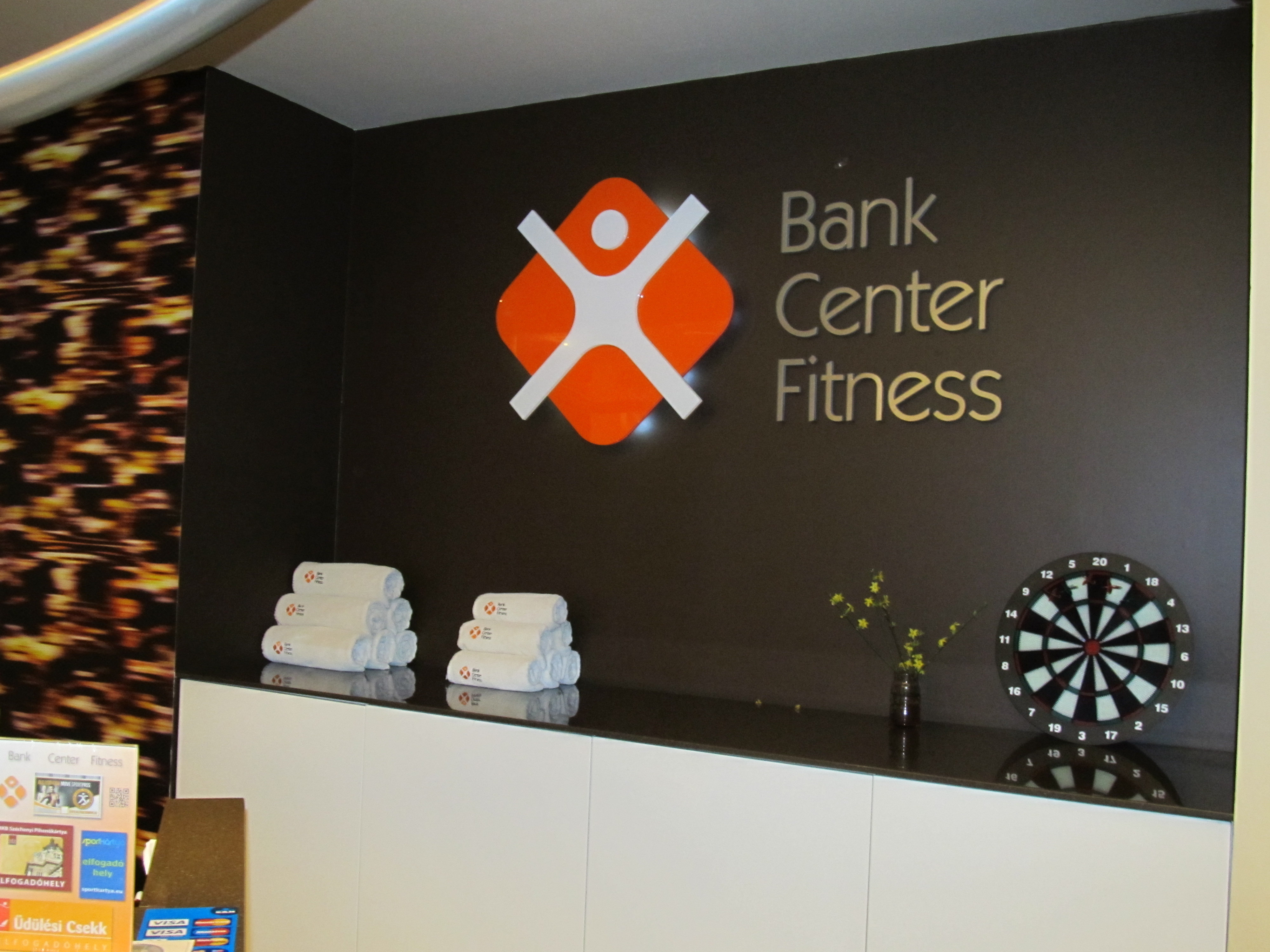 Bank Center Fitness - képgaléria - BCF